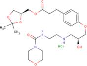 Landiolol hydrochloride