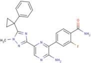 Selective PI3K Inhibitor 1