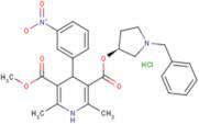 Barnidipine hydrochloride