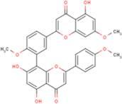 Sciadopitysin
