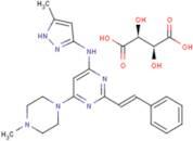 ENMD-2076 L-(+)-Tartaric acid