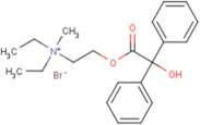 Methylbenactyzine Bromide