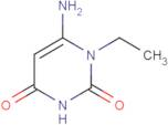 1-Ethyl-6-aminouracil
