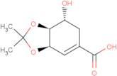 3,4-O-Isopropylidene shikimic acid