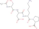 N-Acetyl-Ser-Asp-Lys-Pro