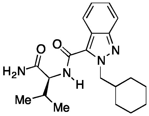 AB-CHMINACA 2'-Indazole Isomer RM