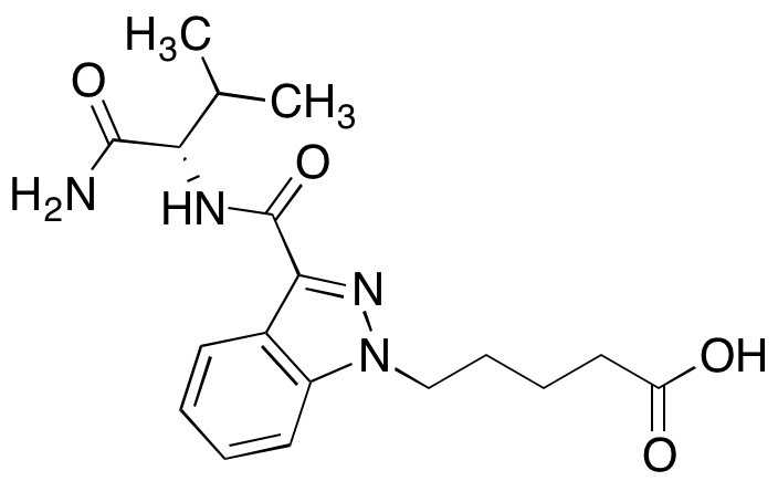AB Pinaca 5-Pentanoic Acid