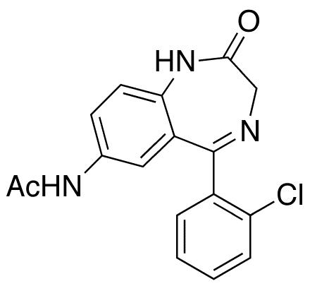 7-Acetamido Clonazepam