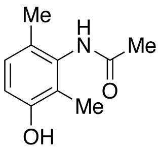 3-Acetamido-2,4-dimethylphenol