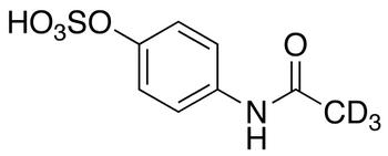 4-Acetaminophen-d3 Sulfate
