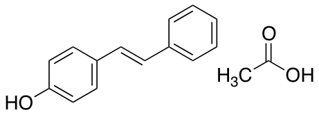 4-Acetoxystilbene