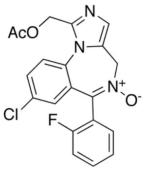 1-Acetoxy Midazolam 5-Oxide