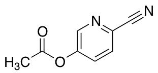 5-Acetyloxy-2-cyanopyridine