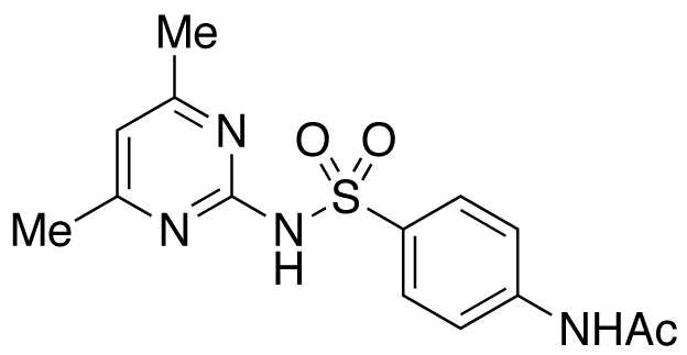 N-Acetyl Sulfamethazine