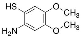 2-Amino-4,5-dimethoxybenzenethiol