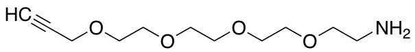Acetylene-PEG4-amine