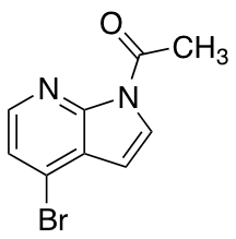 1-Acetyl-4-bromo-7-azaindole