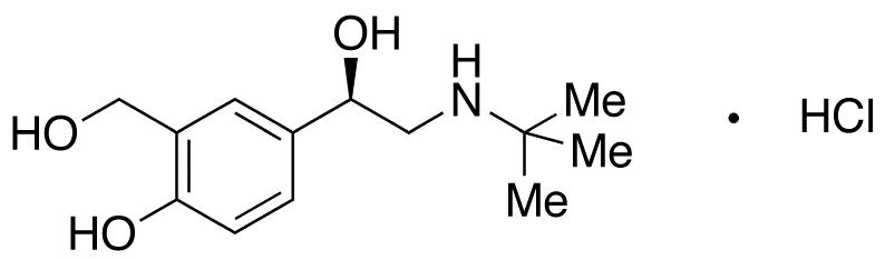(R)-Albuterol Hydrochloride