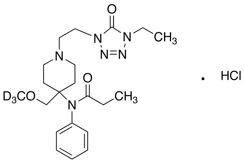 Alfentanil-d3 Hydrochloride
