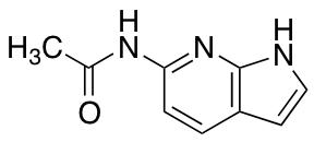 6-Acetylamino-7-azaindole