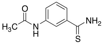 N-(3-carbamothioylphenyl)acetamide