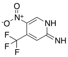 2-Amino-5-nitro-4-(trifluoromethyl)pyridine