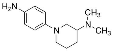 1-(4-Aminophenyl)-3-N,N-dimethylamino-piperidine