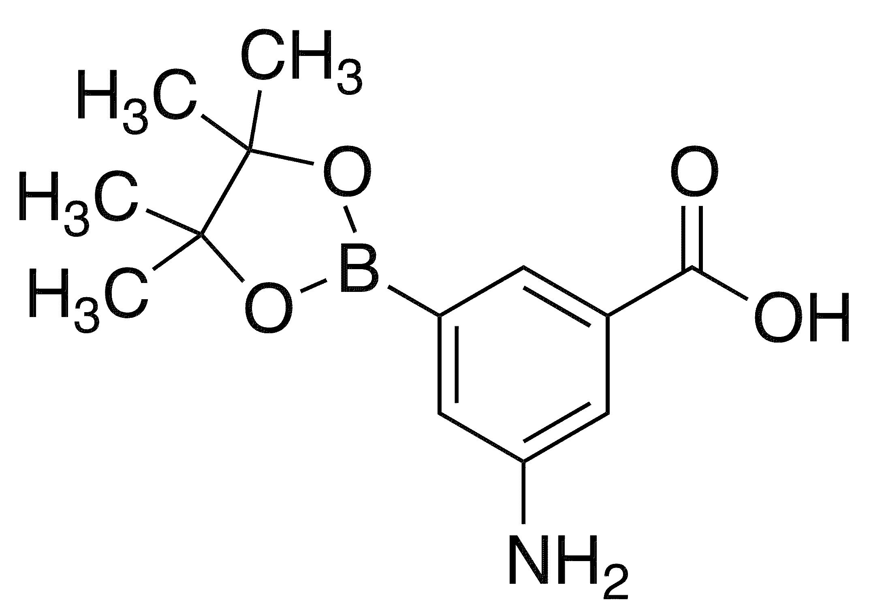 3-Amino-5-(tetramethyl-1,3,2-dioxaborolan-2-yl)benzoic Acid