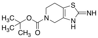 2-Amino-6,7-dihydro-4H-thiazolo[4,5-c]pyridine-5-carboxylic Acid tert-Butyl Ester