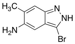 5-Amino-3-bromo-6-methyl (1H)Indazole