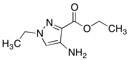 4-Amino-1-ethyl-1H-pyrazole-3-carboxylic Acid Ethyl Ester