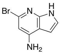 4-Amino-6-bromo-7-azaindole