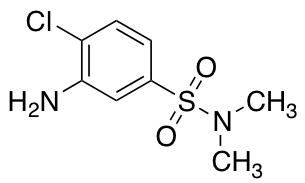 3-Amino-4-chloro-N,N-dimethylbenzenesulfonamide