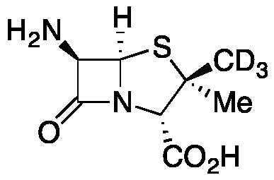 (+)-6-Aminopenicillanic Acid-d3