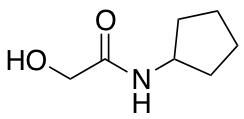 N-Cyclopentyl-2-hydroxyacetamide