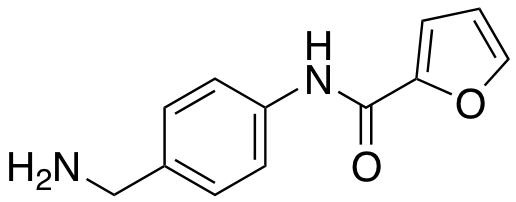 N-[4-(aminomethyl)phenyl]furan-2-carboxamide