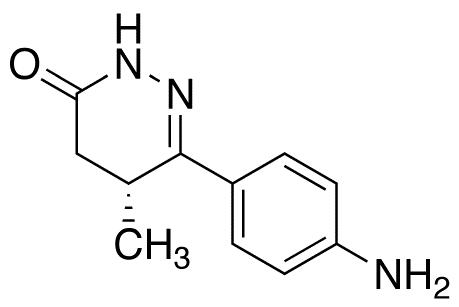 (R)-6-(4-Aminophenyl)-4,5-dihydro-5-methyl-3(2H)-pyridazinone