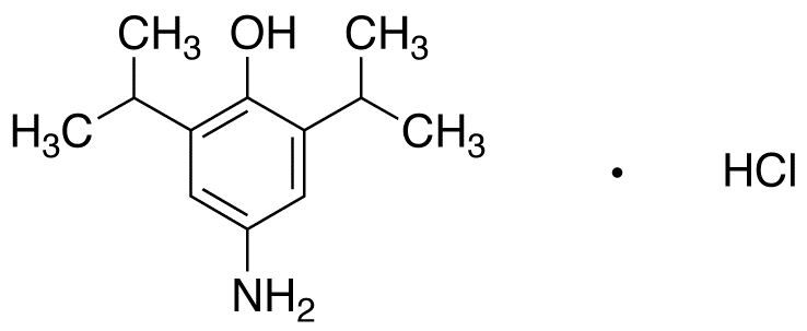 4-Amino Propofol Hydrochloride