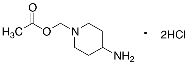 (4-Amino-piperidin-1-yl)-aceticacidethylester Dihydrochloride