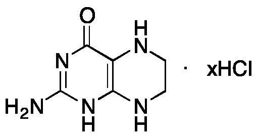 2-Amino-5,6,7,8-tetrahydro-4(1H)pteridinone Hydrochloride