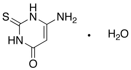 6-Amino-2-thiouracil Hydrate