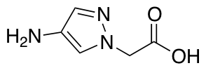(4-Amino-1H-pyrazol-1-yl)acetic
