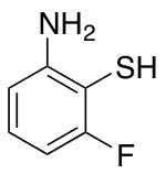 2-Amino-6-fluorobenzene-1-thiol