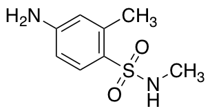 4-Amino-N,2-dimethylbenzene-1-sulfonamide
