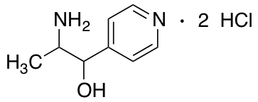 2-Amino-1-(pyridin-4-yl)propan-1-ol Dihydrochloride