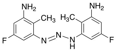 N,N'-Bis(3-amino-5-fluoro-2-methyl)azide