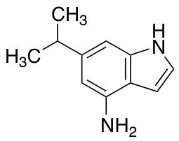 4-Amino-6-isopropylindole