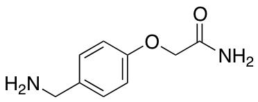 2-[4-(aminomethyl)phenoxy]acetamide