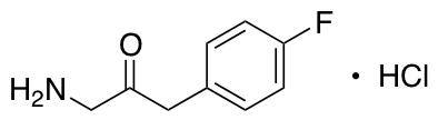 1-Amino-3-(4-fluorophenyl)propan-2-one Hydrochloride