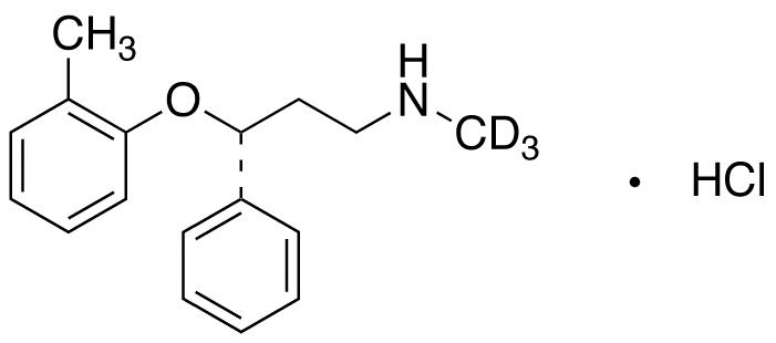 Atomoxetine-d3 Hydrochloride